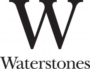 Waterstones_lockup_black